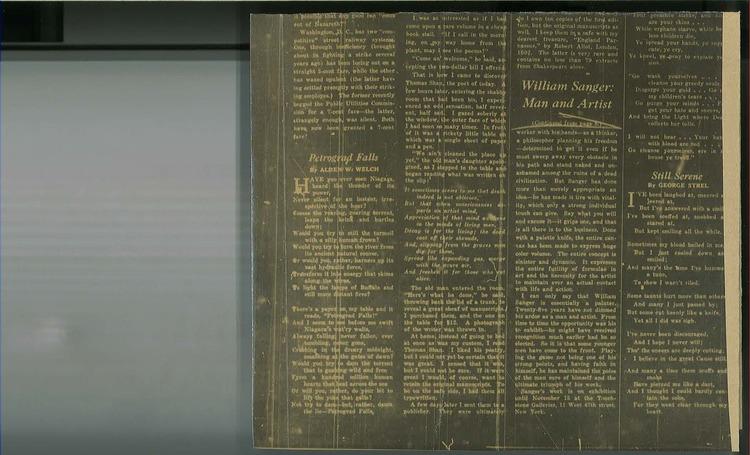 The New York Call November 9, 1919